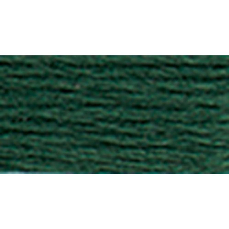 DMC 117-500 Six Stranded Cotton Embroidery Floss, Very Dark Blue Green, 8.7-Yard