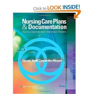Nursing Care Plans and Documentation 5th (Fifth) Edition byMoyet