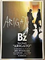 B'zARIGATO 店頭告知ポスター