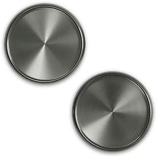 "Levenger Circa Disc Office Book Ring, 1 1/2"" (set of 11) Platinum"