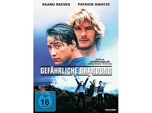 Gefährliche Brandung, Blu-ray + DVD, Mediabook
