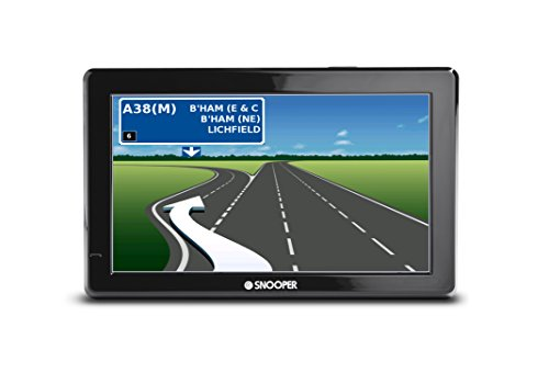 Snooper S8000 Truckmate Navigationssystem (Kontinent)