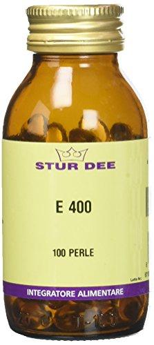 Aessere SD642 Vitamina E-400 Olio di Germe di Grano, 100 Capsule