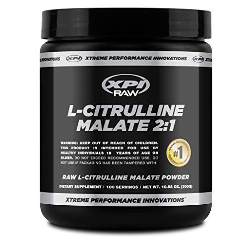 XPI RAW L-Citrulline Malate (2:1) P…