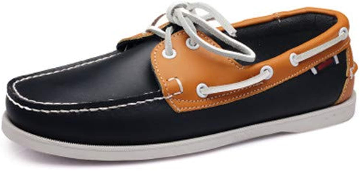 SmarketL Brand Men Loafers Men's Casual shoes Suede Leather Mocassim Masculino Breathable Slip Boat shoes shoes HOM
