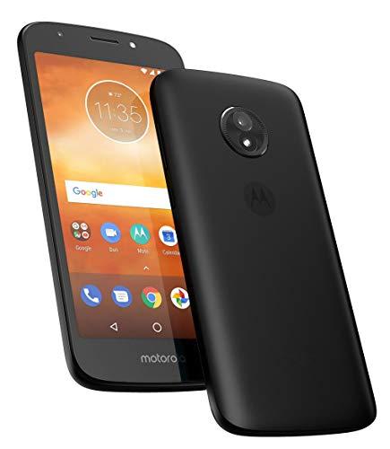 Motorola Moto E5 Play XT1920 4G Smartphone 16GB SIM-Free Unlocked - Black A (Renewed)