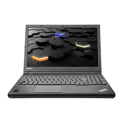 Lenovo Thinkpad T540p - i7-4600M 2,9 GHz CPU - 16 GB RAM - 15,6 Zoll - 1920x1080 IPS Pixel - 180 GB SSD - UMTS - Webcam - Backlight Tastatur - Windows 10 Pro (Generalüberholt)