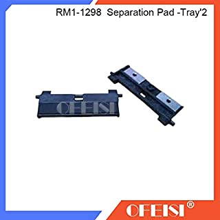 Printer Parts 100X High quatily RM1-1298 RM1-1298-000CN for HP1160 1320 2014 2015 2430 2420 2400 3390 3392 2727 Separation Pad -Tray'2