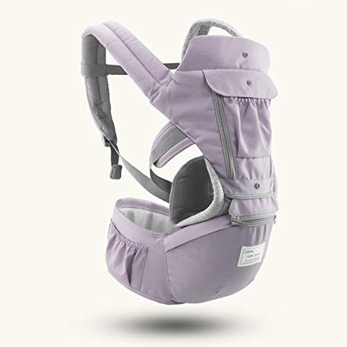 Sunzit Porte-bébé réglable sur le devant et le dos pour bébé