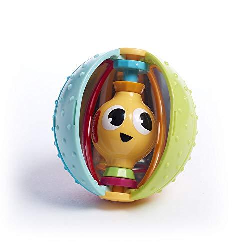 Tiny Love Spin Ball - Spielball Baby, regt die Sinne an und fördert die Motorik Ihres Babys, mehrfarbig