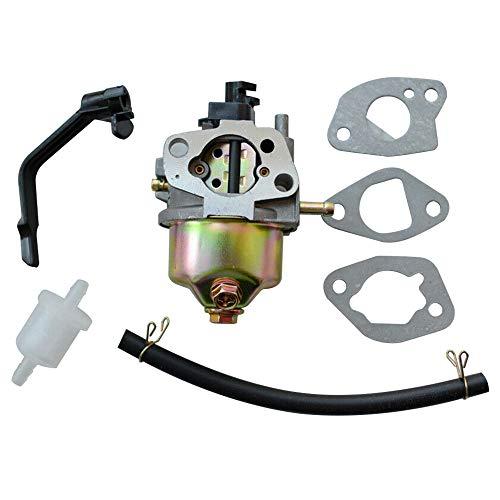 Carrfan Carburador Apto para GX120 GX160 GX168 GX200 5.5HP 6.5HP Generador Motor Generador Cortacésped