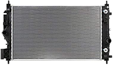 Radiator - Pacific Best Inc For/Fit 13509 14-16 Chevrolet Cruze 1.4L/1.8L A/T 2014 2nd Design