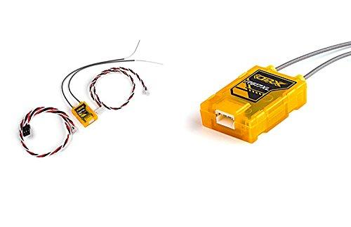 OrangeRx R617XL Satelliten Empfänger CPPM DSM2-DSMX Receiver sehr leicht, nur 3,5 Gramm und ultra kompakt von Modellbau Eibl