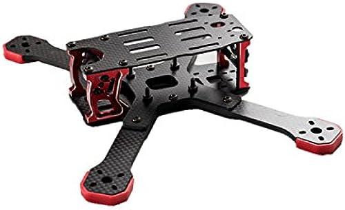 KINGDUO Transtec Freiheit 215Mm 4Mm 3K Carbon Fiber FPV Racing Rahmen Kit Für Rc-Drohne Multirotor