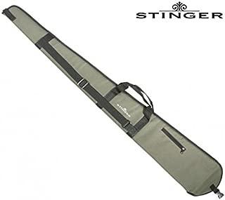 STINGER Funda para carabinas y escopetas Color Verde Longitud 130 cm