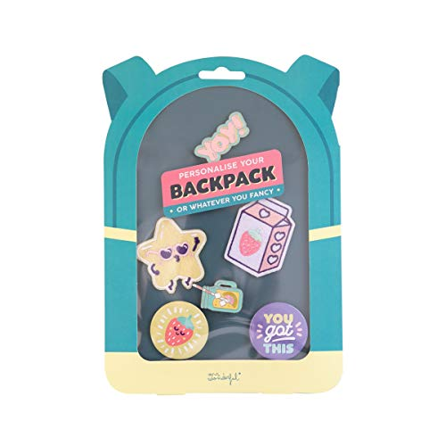 Extras para personalizar tu mochila - Yay!