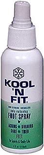 Kool N' Fit Foot Spray - 4 oz. Bottle