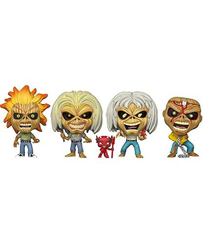 Popsplanet Funko Pop! Rocks – Iron Maiden/Killers/ The Number of The Beast Eddie/ Piece of Mind...