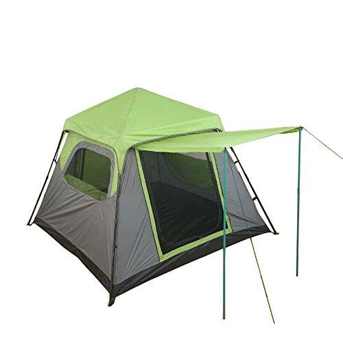 Yunyisujiao 4-6 Person Camping Tent Zonnescherm Muggenrugzak Tent Noodzaak Om Pop Up Tent Monteren Voor Outdoor Sport Met Camouflage