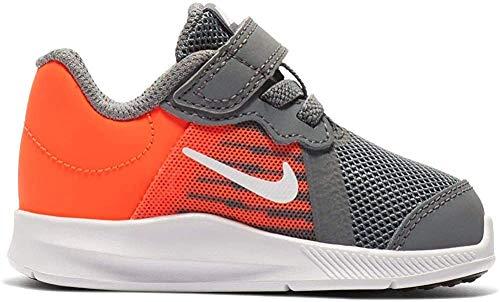 Nike Unisex Baby Downshifter 8 (TDV) Hausschuhe, Grau (Cool Grey/White-Hype 003), 18.5 EU