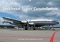 Lockheed Super Constellation HB-RSC (Wandkalender 2022 DIN A2 quer): Die Superconnie war die Koenigin der Luefte, die Marylin Monroe der Flugzeugwelt. Ein einmaliges Luftfahrtdenkmal fuer Fan und Fotograf. (Monatskalender, 14 Seiten )