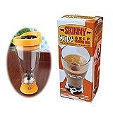 Collectrio Skinny Self Stirring Mug Cold Coffee Shake Maker Tea & Coffee Mug