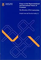 Essays on the Representational and Derivational Nature of Grammar: The Diversity of Wh-Constructions (Volume 40) (Linguistic Inquiry Monographs (40))