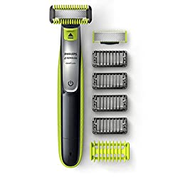 Amazon link to mens norelco electric razor safe for spray tans