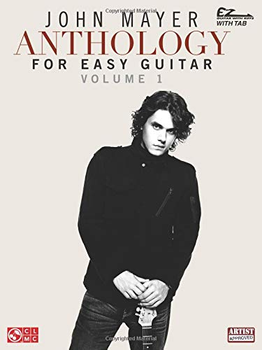 John Mayer Anthology For Easy Guitar Volume 1 With Tab Bk