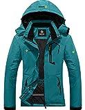 GEMYSE Women's Mountain Waterproof Ski Snow Jacket Winter Windproof...