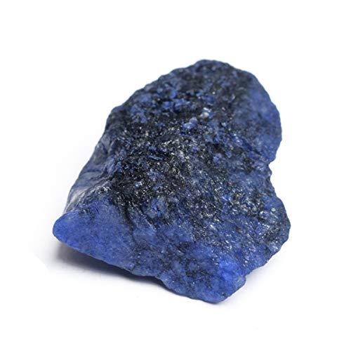 Rare Raw Blue Sapphire 189.00 Ct Uncut Rough Sapphire Natural Raw Sapphire Healing Crystal Loose Gem