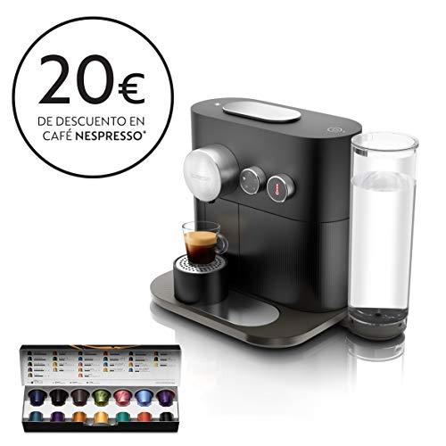 Nespresso Krups Expert XN6008 - Cafetera monodosis de cápsulas Nespresso, controlable con...
