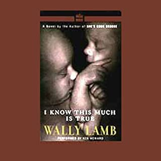 I Know This Much Is True                   By:                                                                                                                                 Wally Lamb                               Narrated by:                                                                                                                                 Ken Howard                      Length: 6 hrs     716 ratings     Overall 4.1