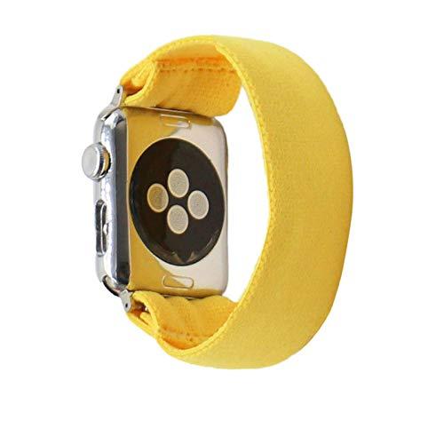 Correa para Apple Watch, correa cómoda para iWatch Series SE / 6/5/4/3/2/1-M, para 38 mm o 40 mm