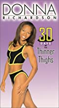Donna Richardson - 30 Days To Thinner Thighs VHS
