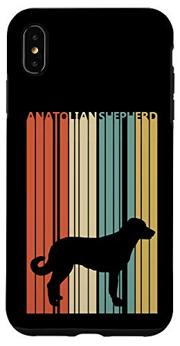 iPhone XS Max Vintage Anatolian Shepherd Case
