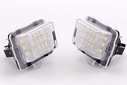 LED Kennzeichenbeleuchtung Canbus Module mit E-Zulassung V-030203