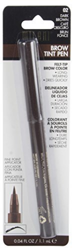 Milani Brow Tint Pen 02 Dark Brown by Milani