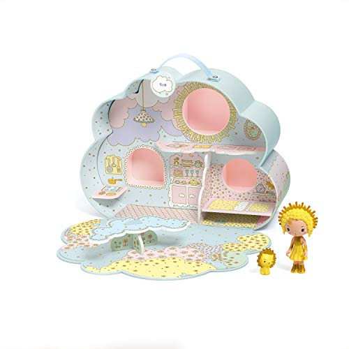 Djeco - Tinyly Casetta di Sunny & Mia Bambole e Personaggi (36953)
