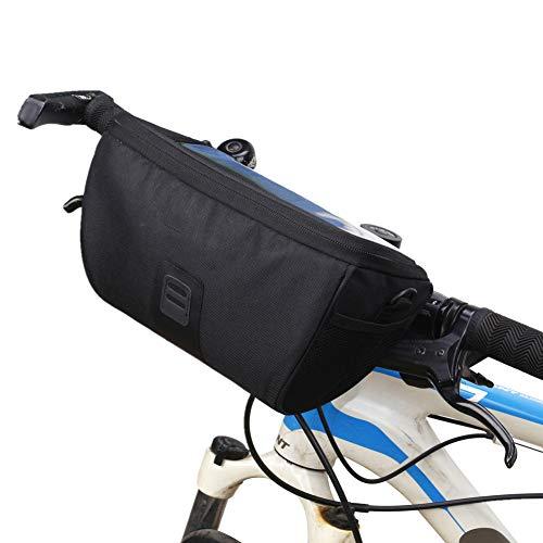 Bolsa Bicicleta Bolsas para Bicicletas Accesorios Bicicleta Bolso Ciclismo Accesorios Soporte de teléfono de Motocicleta Impermeable