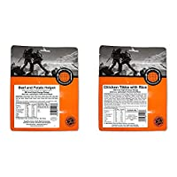 EXPEDITION FOODSexpeditionfoods.com Beef and Potato Hotpot | Freeze-Dried Camping & Hiking Food| High Energy Serving |800kcal Meal