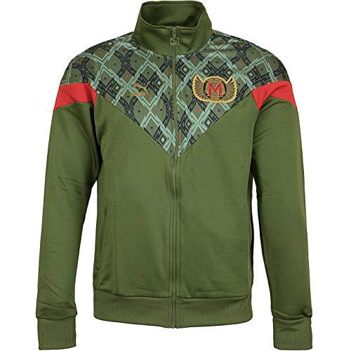 PUMA City Trackjacket Jacke (XL, Moscow)