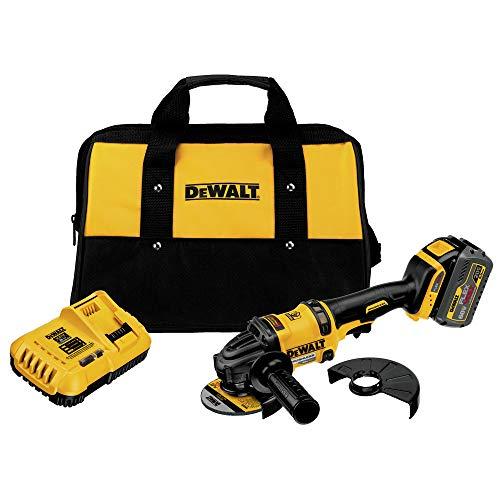 DEWALT DCG414T1 60V MAX 1 Battery FLEXVOLT Grinder with Kickback Brake Kit