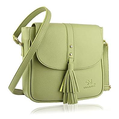 SHAMRIZ Women Sling Bag With Adjustable strap   handbag   purse  Side Sling bag   Tassel Sling Bag