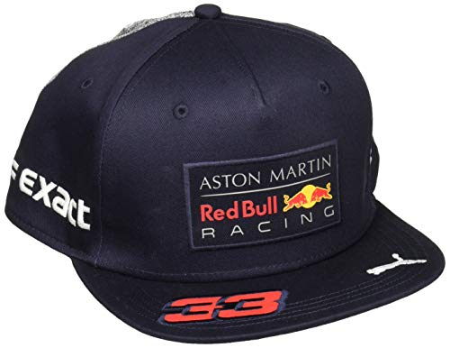 Puma Aston Martin red bull racing 33, casquette unisexe – Adulte, Bleu (Night Sky), Taille unique