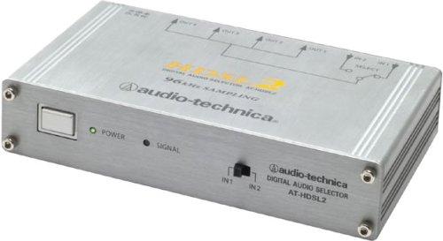 audio-technica デジタルオーディオセレクター AT-HDSL2
