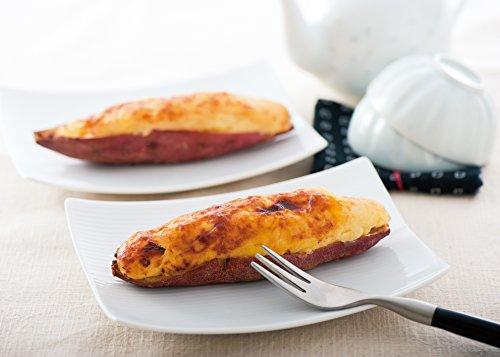 【芋屋長兵衛商店】サツマイモの皮を器に使った丸ごとスイーツ「スイートポテト」