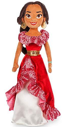 Disney Store Elena of Avalor Plush Doll - Medium - 20