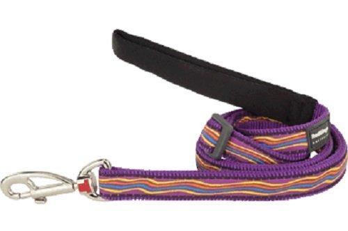 Red Dingo Dream Stream Leash, Purple, 20mm by Red Dingo