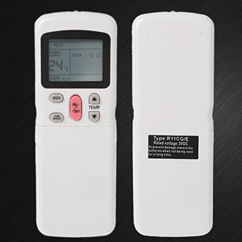 FXCO - Mando a distancia de repuesto para climatizador para Miller Teco Carrier R11CG/E R11HG